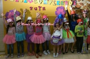 Animación de Fiesta infantil minidisco