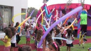Fiesta Infantiles El Mundo Mágico de Rúbert
