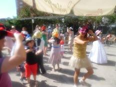 Bailes y coreografías