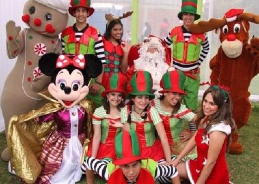 Fiestas de navidad para empresas